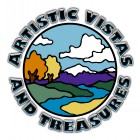 Artistic Vistas and Treasures Trail Logo